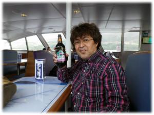 ネス湖のビール